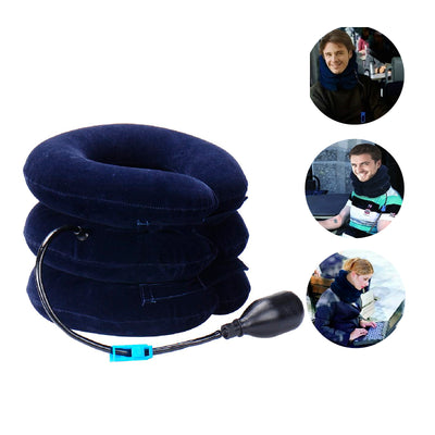 Cervical Neck Air Traction Soft Device