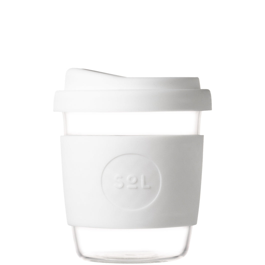 SoL Cups - White Wave - 8oz