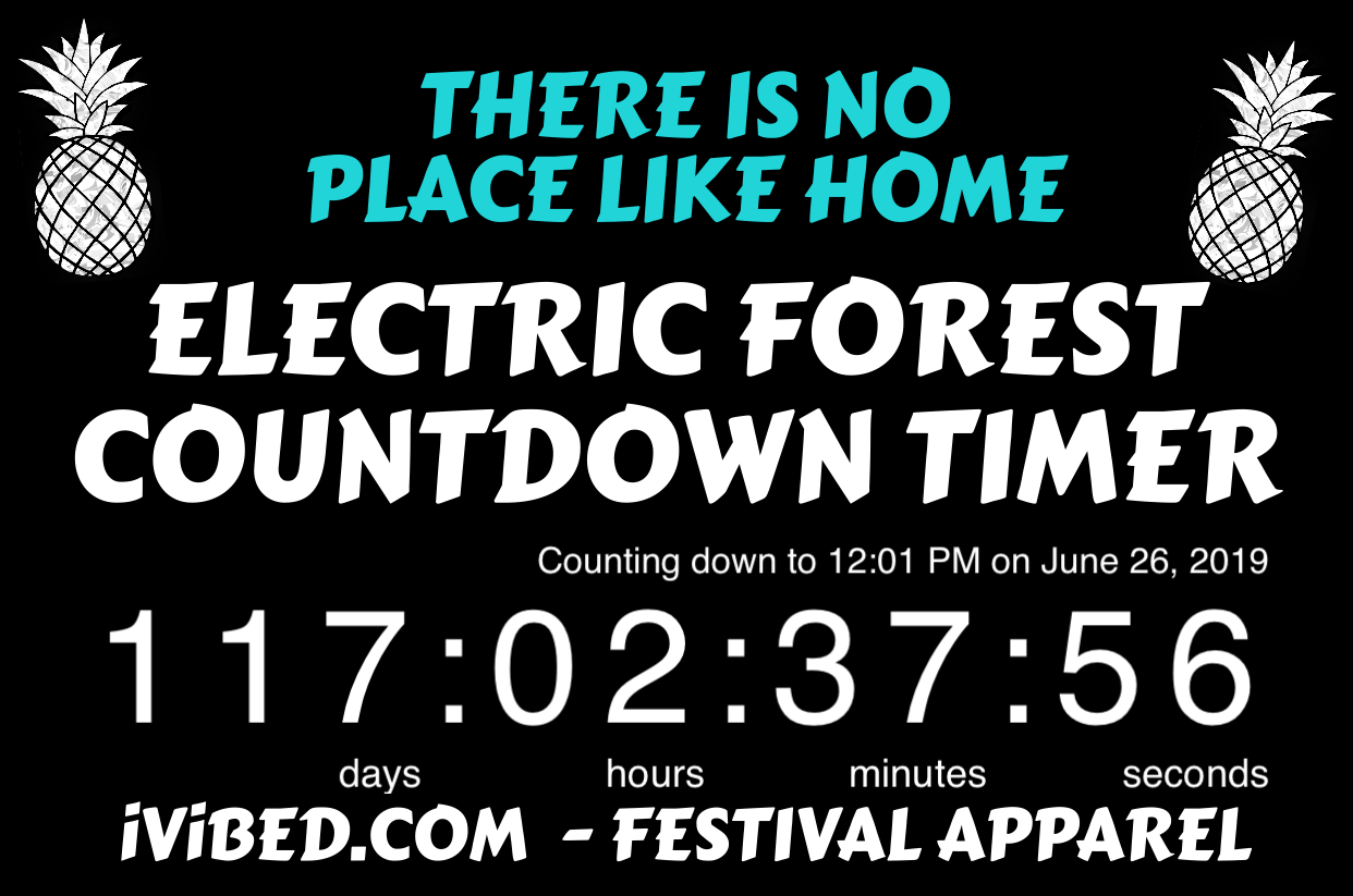 ELECTRIC MUSIC FESTIVALS! What they are really about 2019! ELECTRIC FOREST. The most magical place on earth