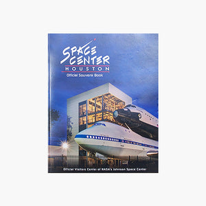Official Space Center Houston Tour Book