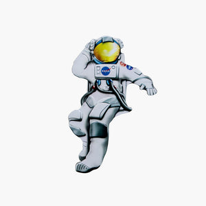 Metal Astronaut Magnet/Bottle Opener