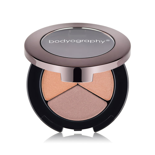 Trio Expression Eye Shadow - Bodyography® Professional Cosmetics