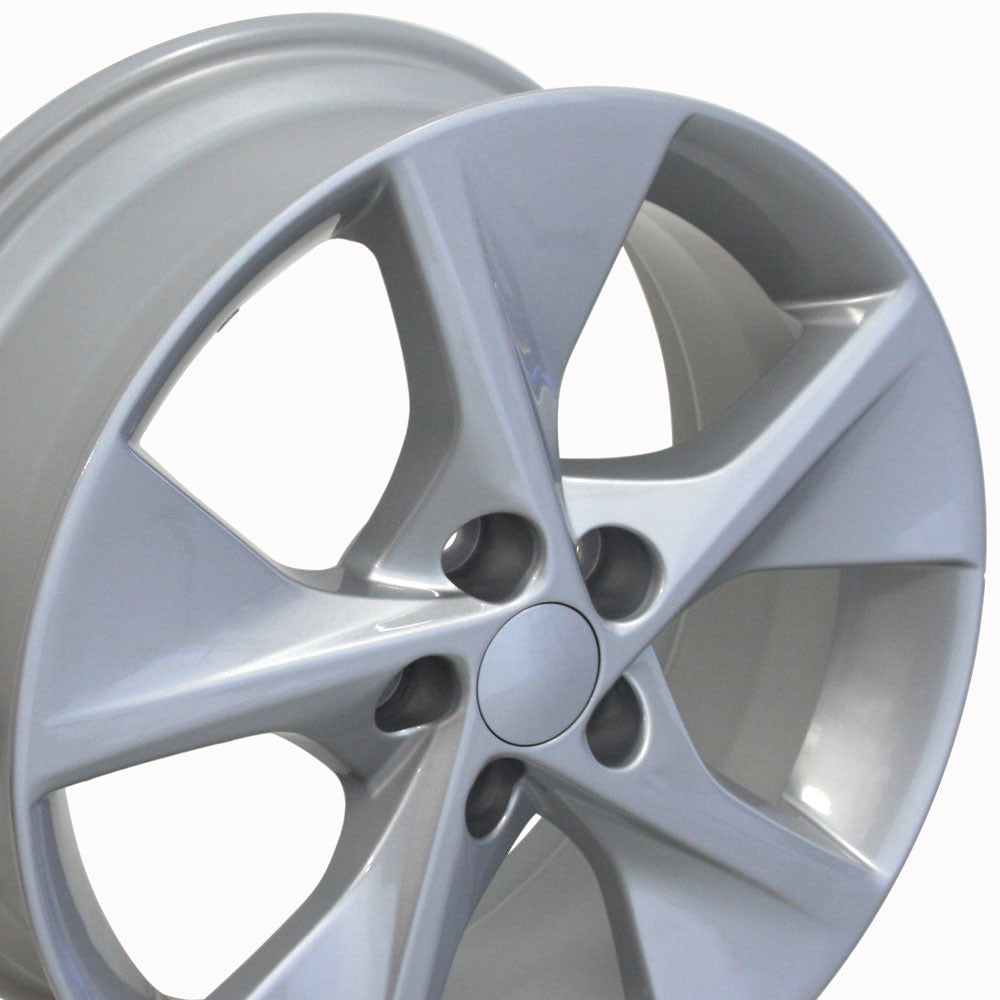"18"" Fits Toyota - Camry Style Replica Wheel - Silver 18x7.5 