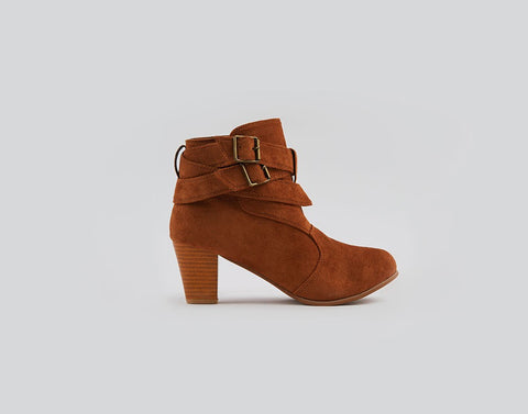Sassy Suede - Boots