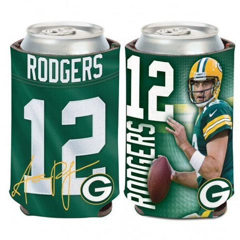 Aaron Rodgers - Green Bay Packers - Can Cooler