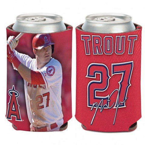 Los Angeles Angels - Mike Trout - Can Cooler