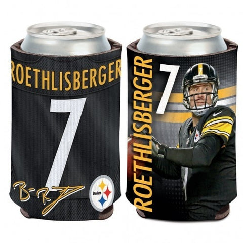 Ben Roethlisberger - Pittsburgh Steelers - Can Cooler