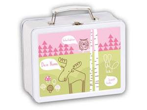 Welcome kit forest girl, personalized - PetitePeople