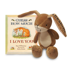 Guess How Much I Love You Book & Toy Set - PetitePeople, Toy Set[product_tag]