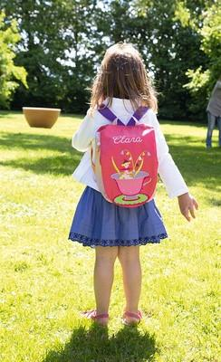 Personalized Children's Backpack Tea Time - PetitePeople