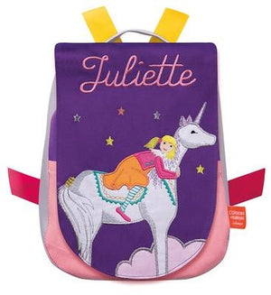 Personalized Children's Backpack Unicorn - PetitePeople