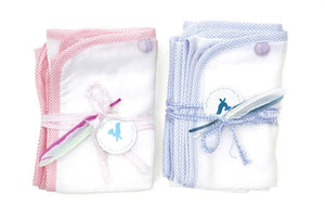 Spitcloth double pack of de luxe - PetitePeople, bib[product_tag]