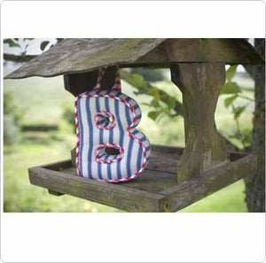 Love letter striped, an excellent baby gift or christening gift - PetitePeople