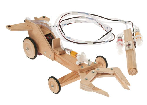 Vehicle with Robotic Arm
