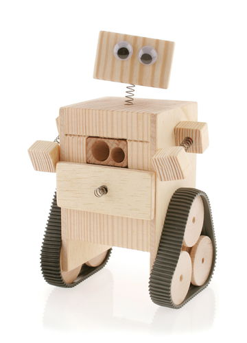 Pencil Sharpener 'Robot'