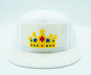 QUEEN'S CROWN SNAPBACK
