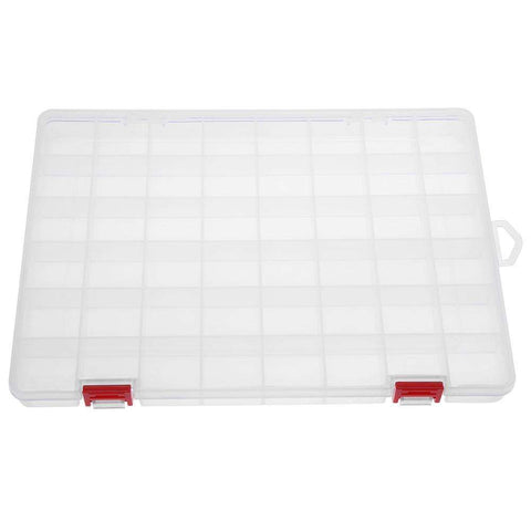 Drill Storage Box-48 Pack Bead Storage Box