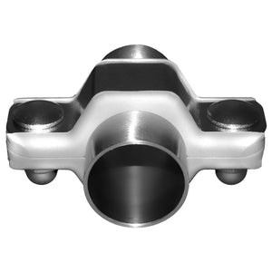 "3/4"" Tube, Weld Mount Assembly, 304 Stainless Steel Pipe Hangers, Part Number - PHH24-W4-T075A"
