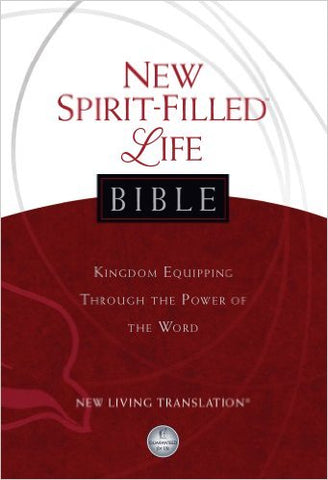 New Spirit-Filled Life Bible NLT: Limited Supply