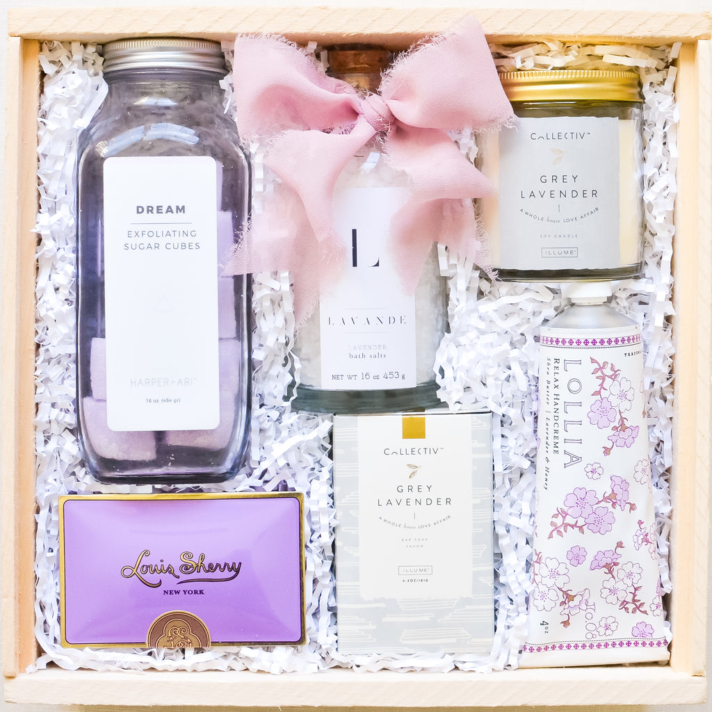 Lavender Luxuries – Luxe