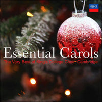 KING'S COLLEGE CHOIR - ESSENTIAL CAROLS: THE VERY BEST OF - CD New