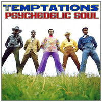 TEMPTATIONS - PSYCHEDELIC SOUL - CD New