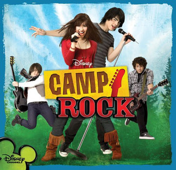 CAMP ROCK / O.S.T. - CAMP ROCK / O.S.T. - CD New