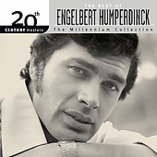 ENGELBERT HUMPERDINCK - 20TH CENTURY MASTERS: MILLENNIUM COLLECT - CD New