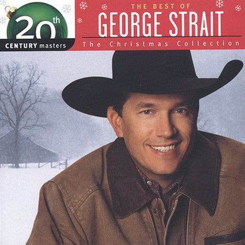 GEORGE STRAIT - CHRISTMAS COLLECTION: 20TH CENTURY MASTE - CD New