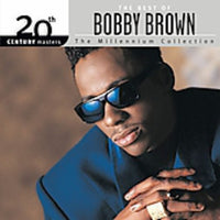 BOBBY BROWN - 20TH CENTURY MASTERS: MILLENNIUM COLLECT - CD New
