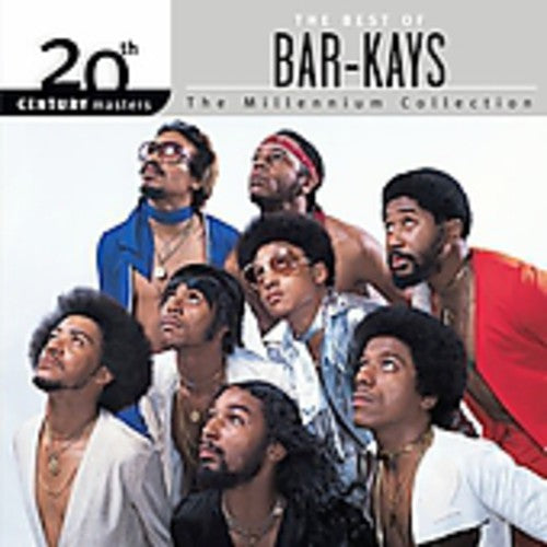 BAR-KAYS - 20TH CENTURY MASTERS: MILLENNIUM COLLECT - CD New