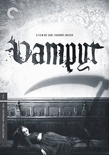 CRITERION COLLECTION: VAMPYR - CRITERION COLLECTION: VAMPYR - Video BluRay