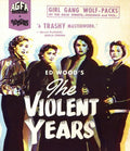 VIOLENT YEARS - VIOLENT YEARS - Video BluRay