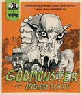 GODMONSTER OF INDIAN FLATS - GODMONSTER OF INDIAN FLATS - Video BluRay