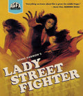 LADY STREET FIGHTER - LADY STREET FIGHTER - Video BluRay