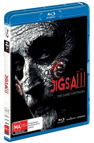 MATT PASSMORE - JIGSAW - Video Used BluRay