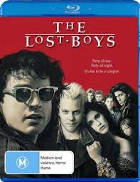 KIEFER SUTHERLAND - LOST BOYS, THE - Video Used BluRay