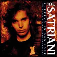 JOE SATRIANI - SURFING IN SAN JOSE - Vinyl New
