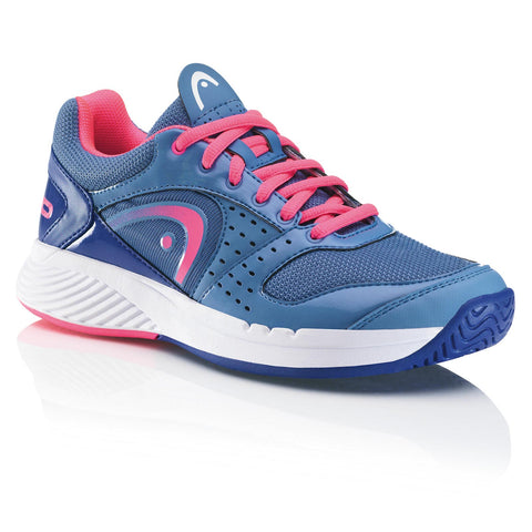 HEAD Sprint Team Womens Tennis Shoe (Blue/Pink)
