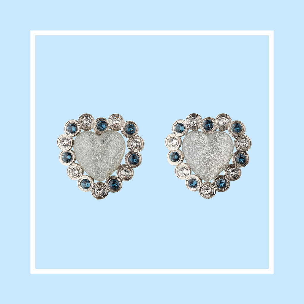 safsafu corazon earrings