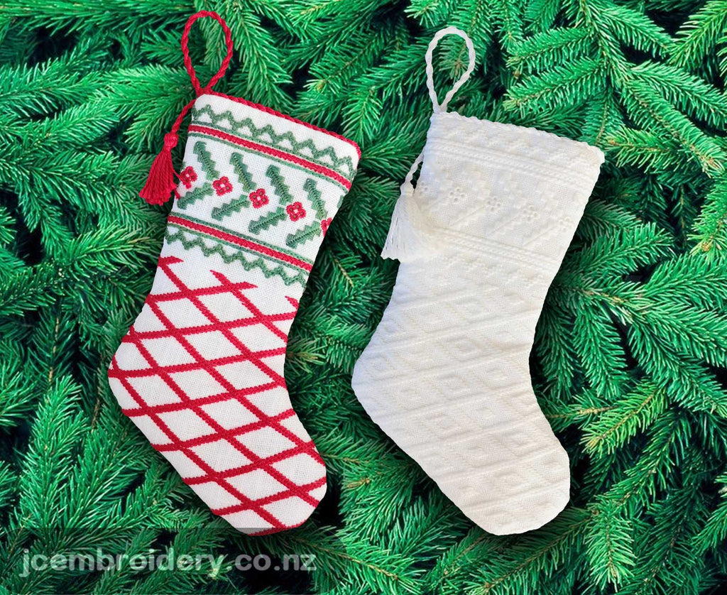 New Release - Mini Christmas Stockings