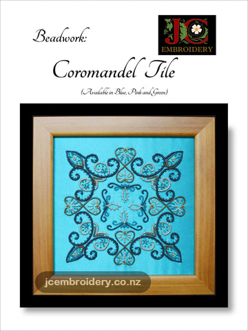 Coromandel Beaded Tile Kit
