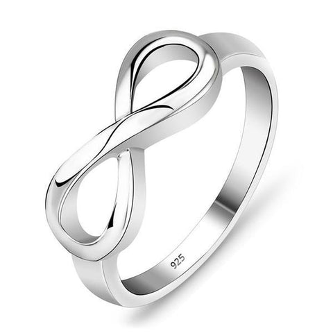 The Classic Infinity Ring