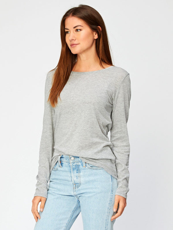 Sydney Scoop Neck