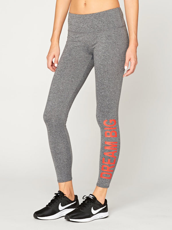Dream Big Graphic Legging