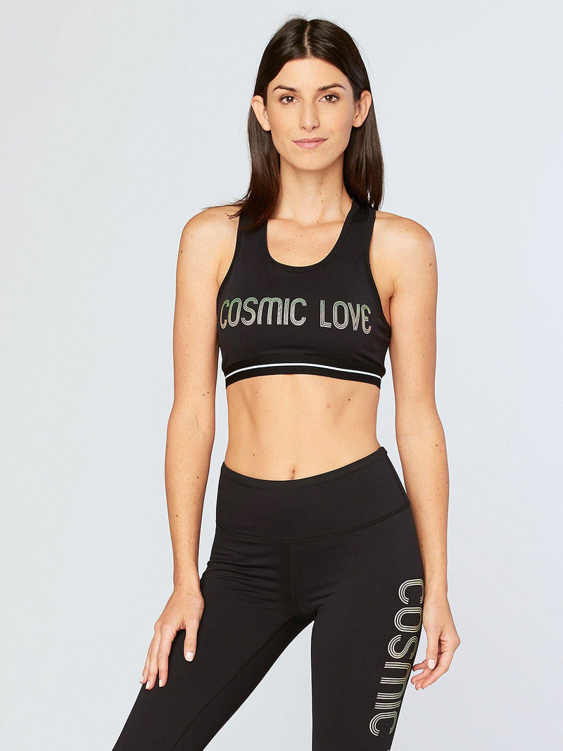Cosmic Love Sports Bra