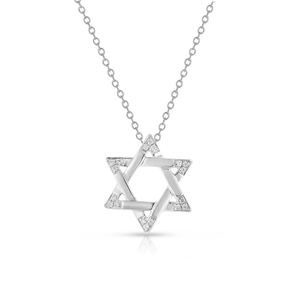 STAR OF DAVID  - 14k Gold | Diamonds