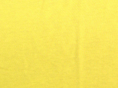 7 Ounce Cotton Jersey Spandex Knit BANANA