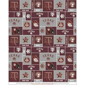 Premium Anti-Pill Texas A&M Fleece B359