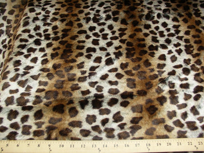 African Leopard Brown Beige MF-61